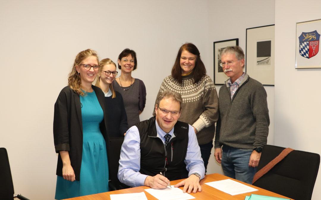 Netzwerk Familienpaten Bayern eröffnet sieben neue Standorte in Bad Tölz