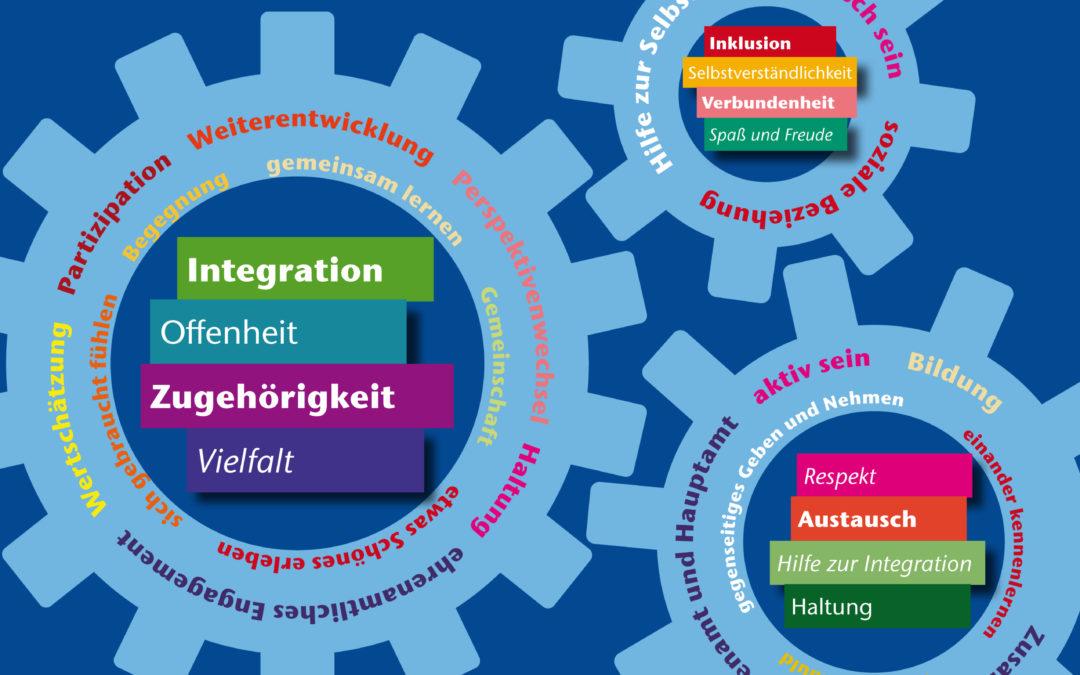 """Neue Ehrenamtsbroschüre ist da: """"Menschen mit Migrationshintergrund und ehrenamtliches Engagement"""" ab sofort bestellbar"""