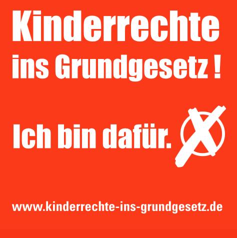 Internationaler Tag der Kinderrechte: Jetzt gemeinsam die Chance nutzen und Kinderrechte ins Grundgesetz bringen!