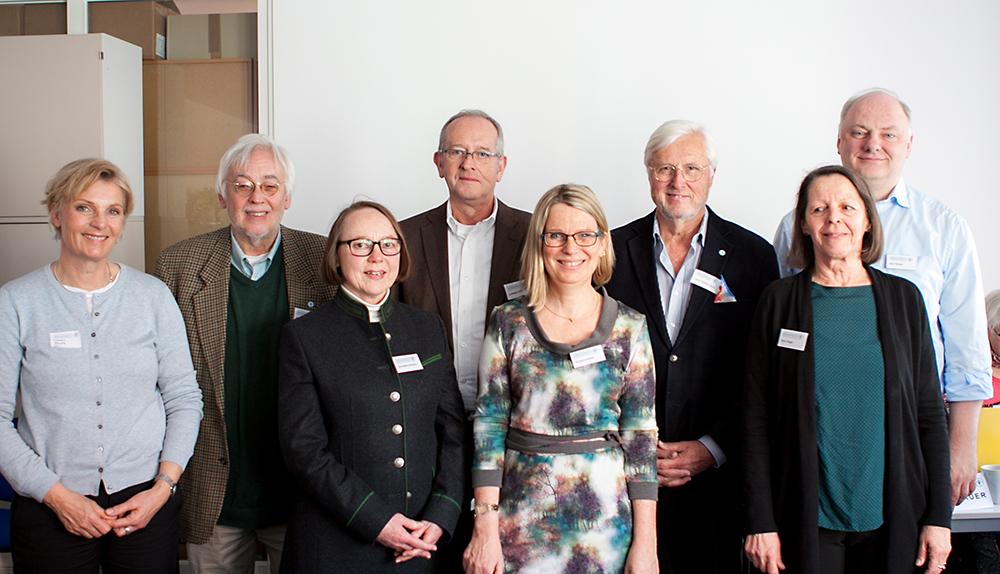 Mitgliederversammlung März 2018