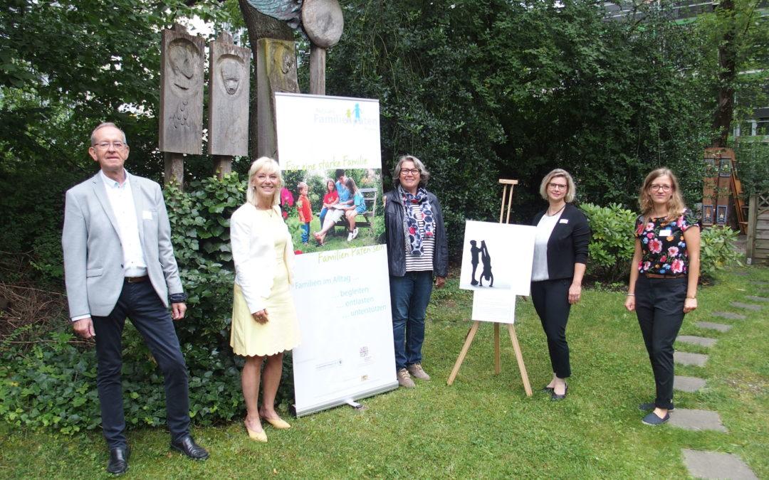 Familienpaten feiern 10-jähriges Jubiläum in Bayern