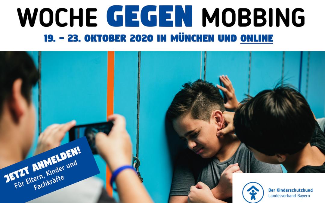 """DKSB Landesverband Bayern initiiert """"Woche gegen Mobbing"""" – für Fachkräfte, Eltern und betroffene Kinder"""