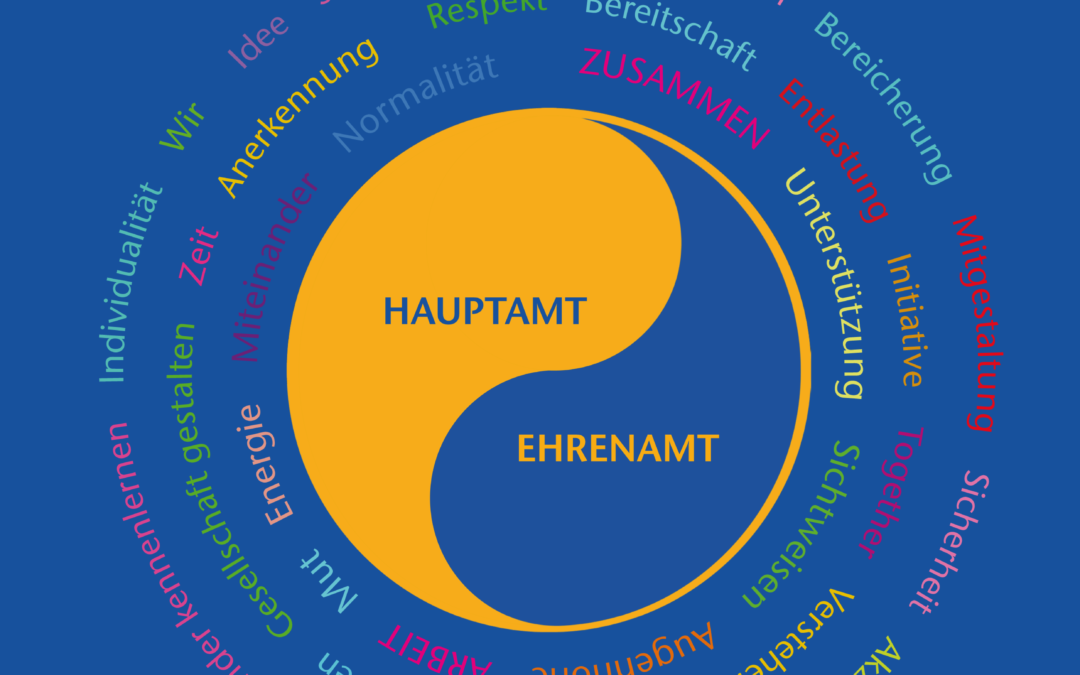 New in: Broschüre Zusammenarbeit von Haupt- und Ehrenamt