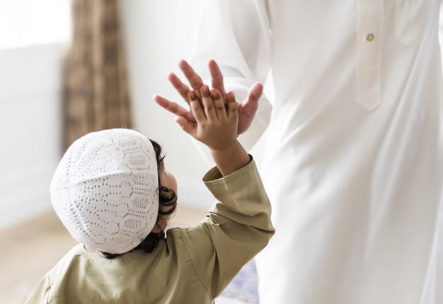 Ramadan-Fasten von Kindern und Jugendlichen